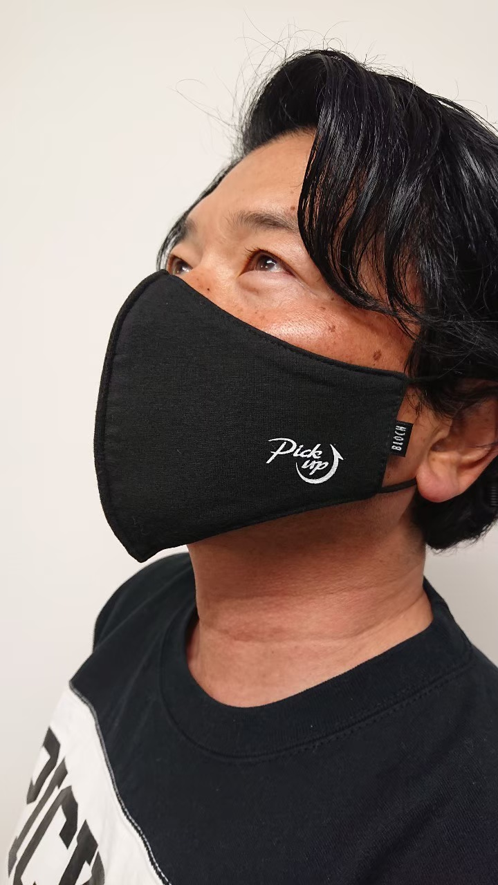 PICKUP オリジナルマスク